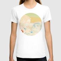 eternal sunshine T-shirts featuring Eternal Sunshine of the Spotless Mind by Itxaso Beistegui Illustrations