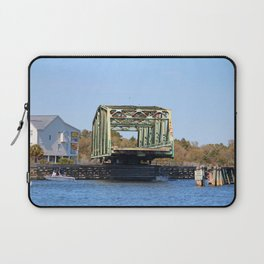 Swing Bridge Opening Laptop Sleeve
