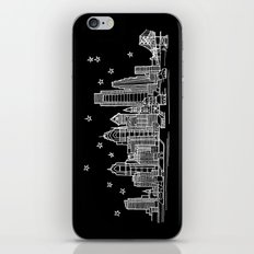 Philadelphia, Pennsylvania City Skyline iPhone & iPod Skin