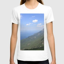 Climb Every Mountain With Wanderlust T-shirt