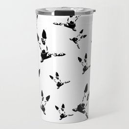 ENGLISH BULL TERRIER DOG GIFTS Travel Mug