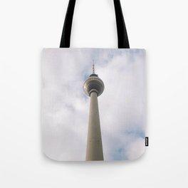 Berlin TV Tower Tote Bag