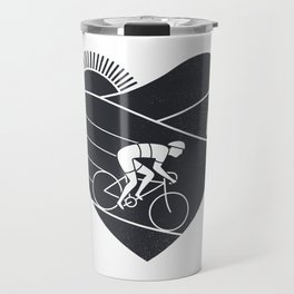 Love Cycling Travel Mug