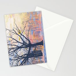 Kew Gardens, from the north-east Stationery Cards