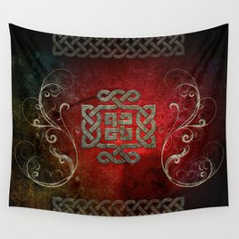 The celtic knot Wall Tapestry