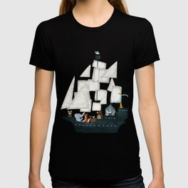 a nautical adventure T-shirt