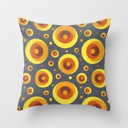 Golden Luxe Throw Pillow
