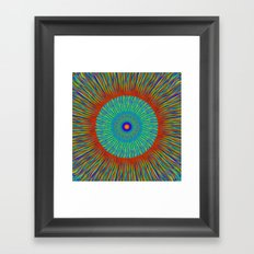 Therapy Framed Art Print