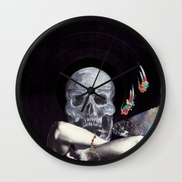 Death Parade Wall Clock