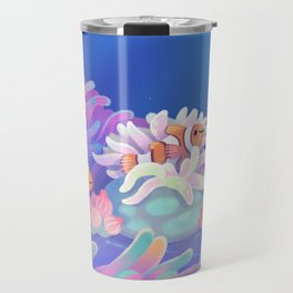 Clown fish Travel Mug