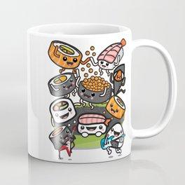 Sushi Rock Coffee Mug