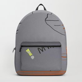 Thoughtful Cameleon Backpack