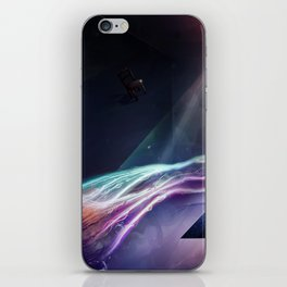 Room of Abstract Imagination iPhone Skin