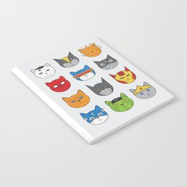 Super Cats Notebook
