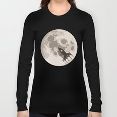 Around the Moon Long Sleeve T-shirt