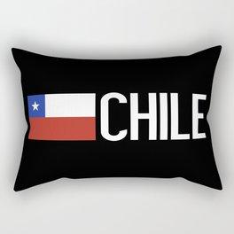 Chile: Chilean Flag & Chile Rectangular Pillow