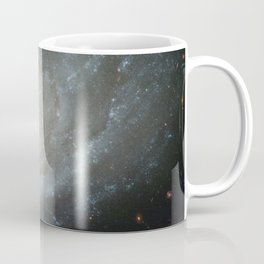 Spiral Galaxy, NGC 3370 Coffee Mug