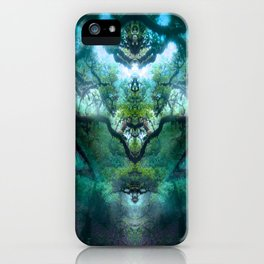 Forest Goddess iPhone Case