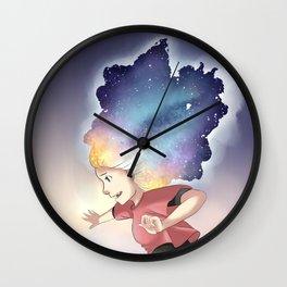 Secrets of the universe Artwork Wall Clock
