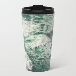 Wave Swirl Travel Mug