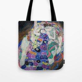 The Maiden Gustav Klimt Tote Bag