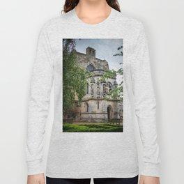 Rosslyn Chapel outside Edinburgh, Scotland Long Sleeve T-shirt