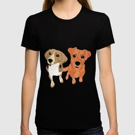 Cleo and Ginger T-shirt