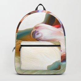 Upside Down… Boy, You Turn Me Backpack