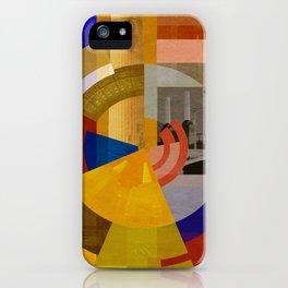 Kraftwerk (Square) iPhone Case