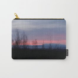 Glowing Sleeping Lady Carry-All Pouch
