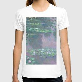 Water Lilies Monet 1905 T-shirt