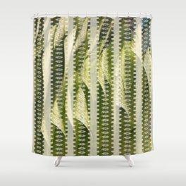 Zao Jun Shower Curtain