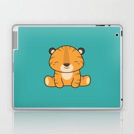 Kawaii Cute Baby Tiger Laptop & iPad Skin