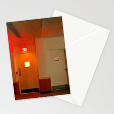 One Way Out Stationery Cards