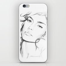 Sofia Benedetto iPhone & iPod Skin