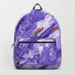 Chevron Amethyst 1 Backpack