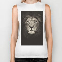 Mr. Lion King Biker Tank