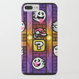 Boos in the Haunted House iPhone Case