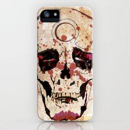"""""""Dead Man"""" iPhone Case"""