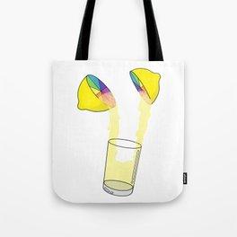 Internet Lemonade Tote Bag