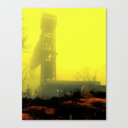 Lone Bridge I Canvas Print