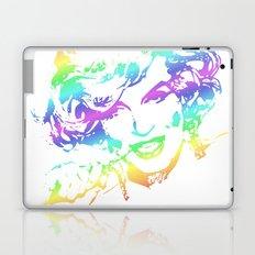 Diamonds are a girls best friend-rainbow Laptop & iPad Skin