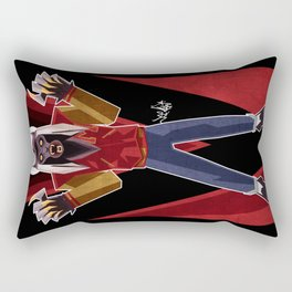 Thriller Time Rectangular Pillow
