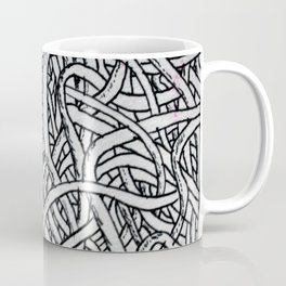 Noodles or Worms Coffee Mug