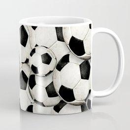 Dirty Balls - footballs Coffee Mug