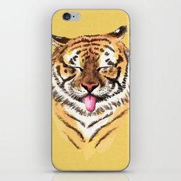 El Tigre iPhone Skin