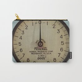 Gauge, Industrial, Steampunk, Tool Carry-All Pouch