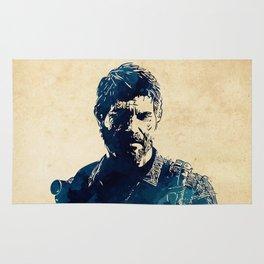 Joel - The Last Of Us Rug