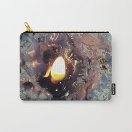 Blue Cave Carry-All Pouch