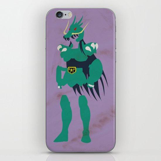 Shiryu iPhone & iPod Skin
